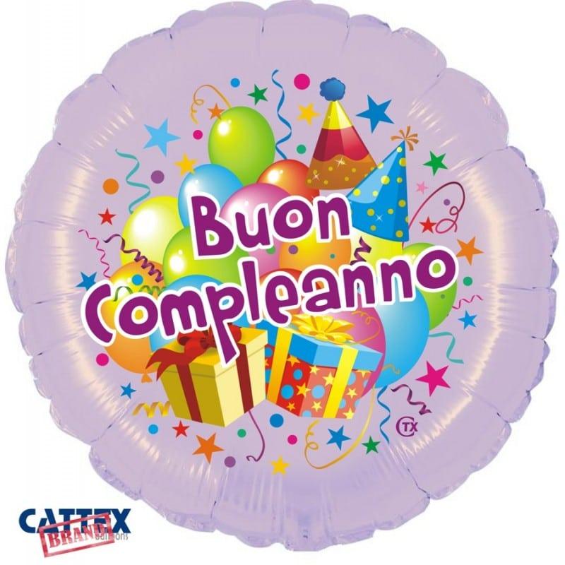 """Palloncini compleanno Buon Compleanno Festa (18"""")"""