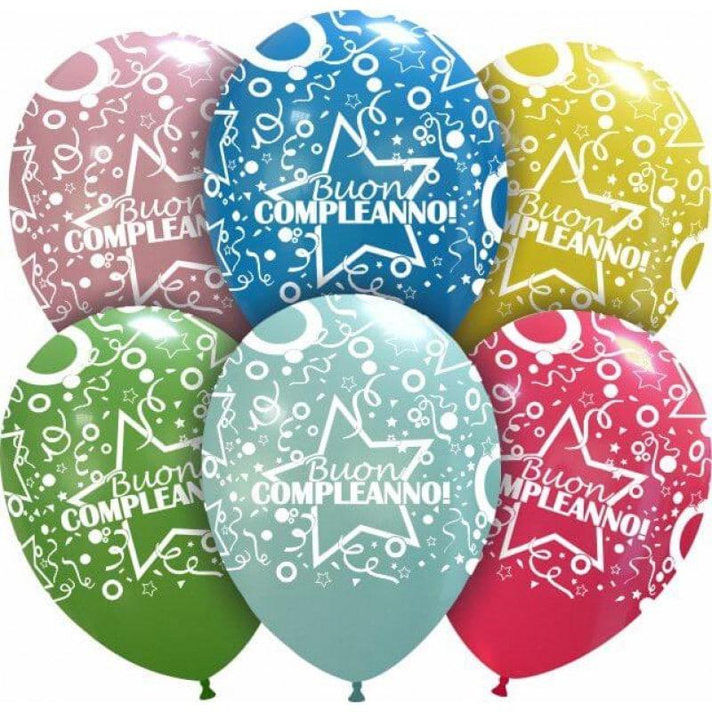 Palloncini compleanno Buon Compleanno Matto