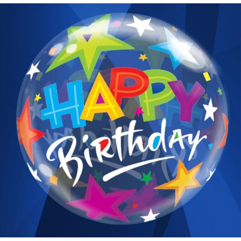 "Palloncini compleanno Happy Birthday (22"")"