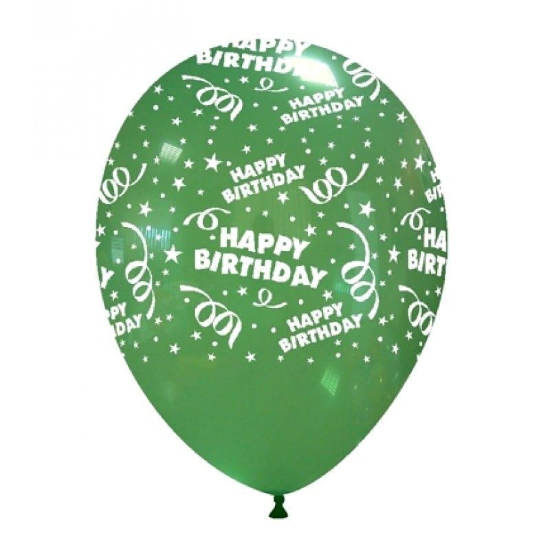 Palloncini compleanno Happy Birthday (globo)