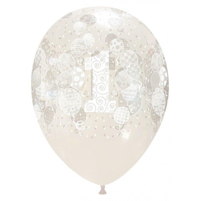 Palloncini compleanno Primo Compleanno (Edizione Limitata)
