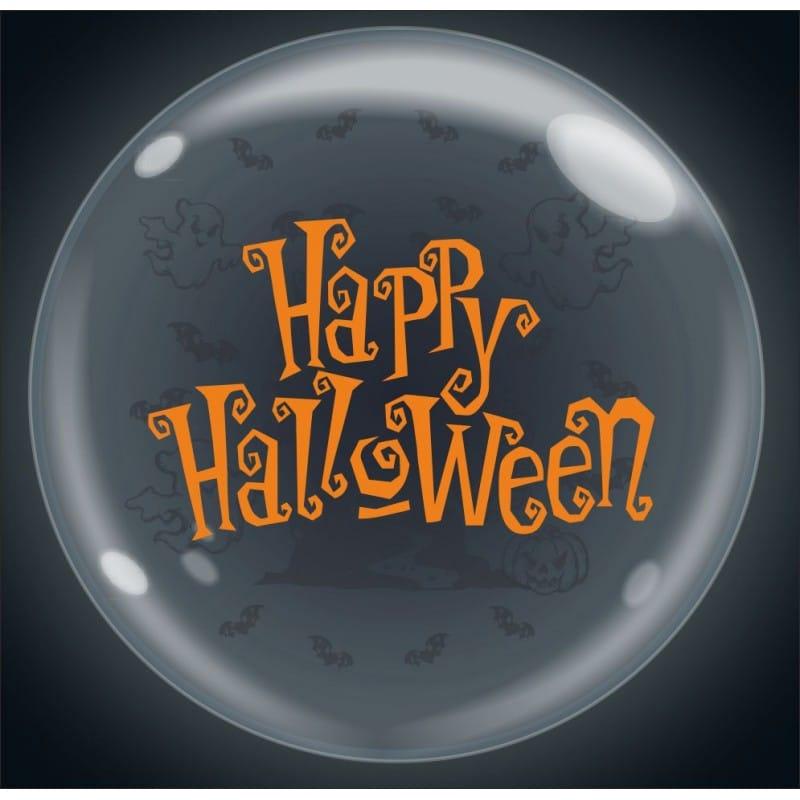 "Palloncini halloween Bubble Party - Halloween (18"")"