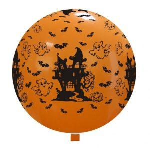 Palloncini halloween Casa Infestata
