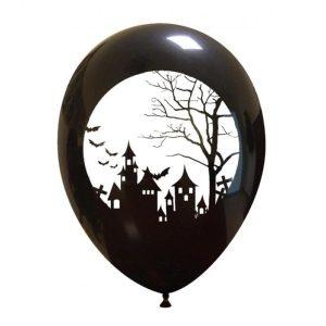 Palloncini halloween Casa Notte
