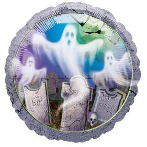 "Palloncini halloween Cimitero Infestato (18"")"