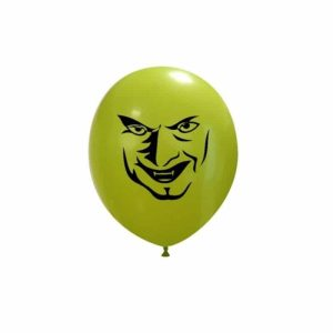 Palloncini halloween Faccia Vampiro