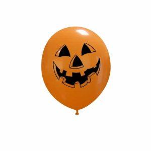 Palloncini halloween Faccia Zucca
