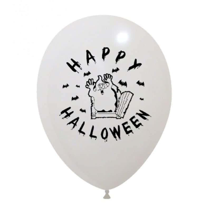 Palloncini halloween Fantasma