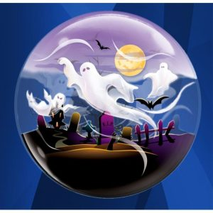 "Palloncini halloween Fantasmi (22"")"