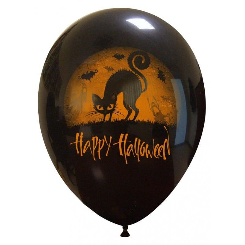 Palloncini halloween Gatto di Halloween