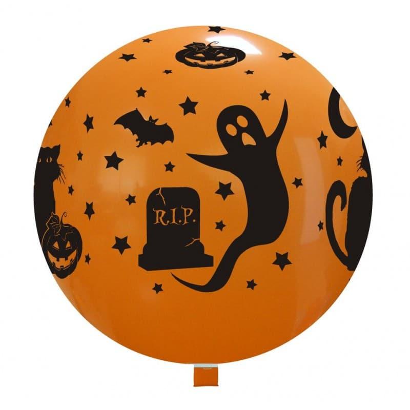 Palloncini halloween Gatto e Fantasma