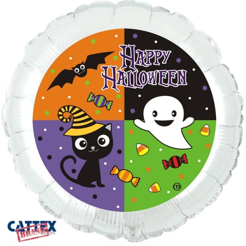 "Palloncini halloween Halloween Carino (18"")"
