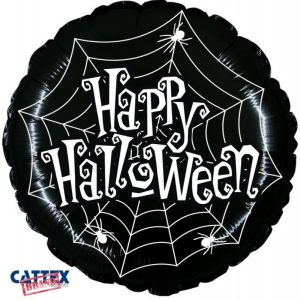 "Palloncini halloween Halloween Ragnatela (18"")"