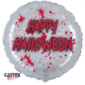 "Palloncini halloween Halloween Sangue (18"")"
