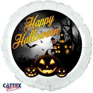 "Palloncini halloween Happy Halloween (18"")"