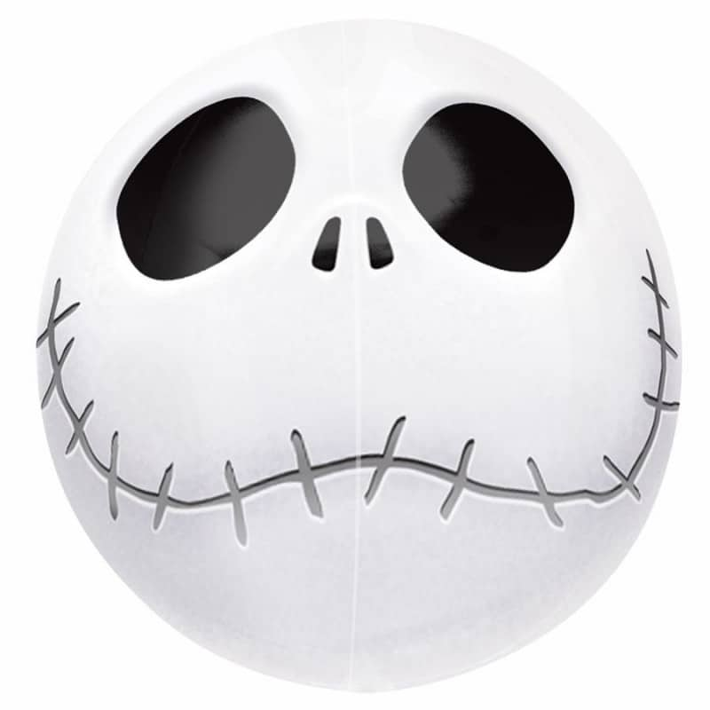 "Palloncini halloween Jack Skeletron (16"")"