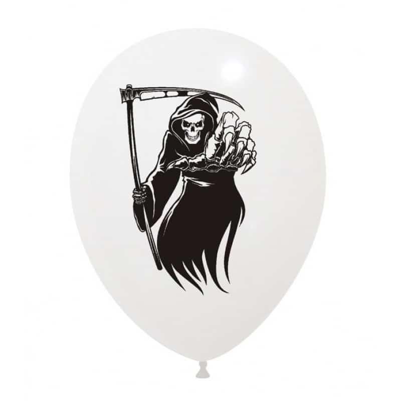 Palloncini halloween La Morte