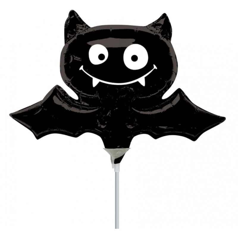 "Palloncini halloween Pipistrello MiniShape (9"")"