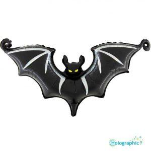 """Palloncini halloween Pipistrello Spaventoso (25"""")"""