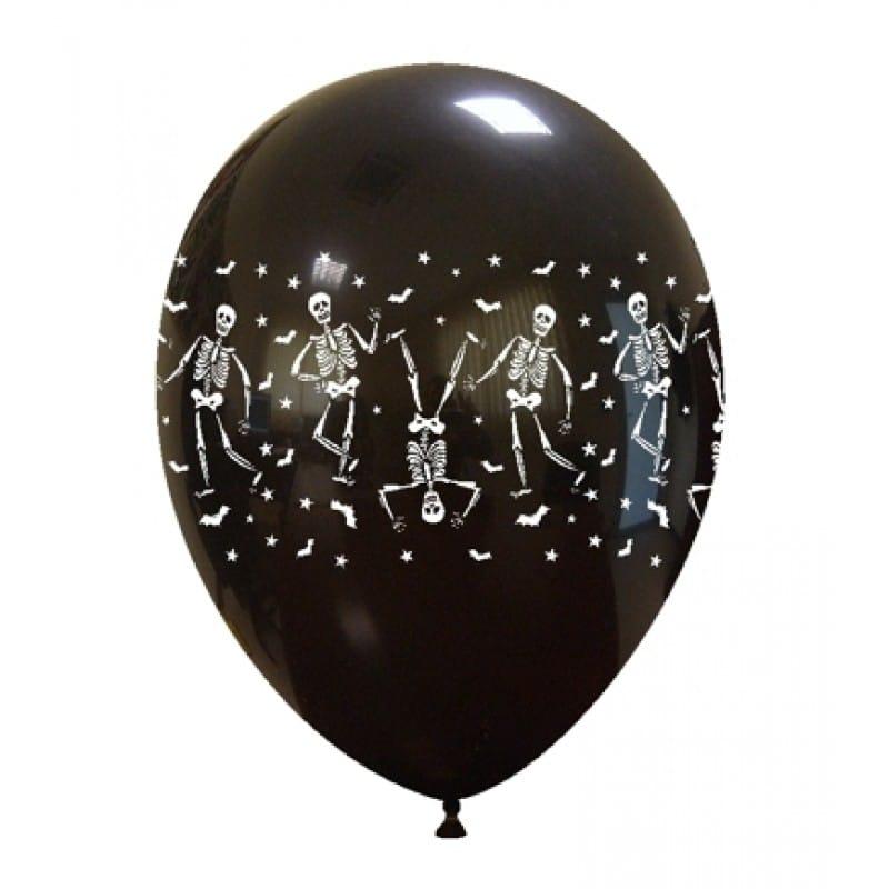 Palloncini halloween Scheletri