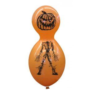 Palloncini halloween Spaventapassero