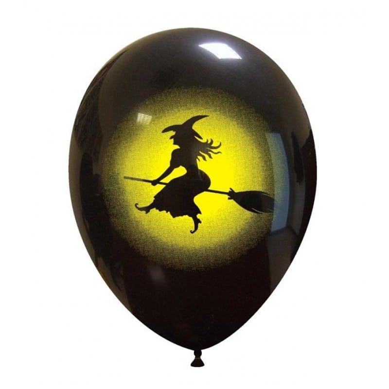 Palloncini halloween Strega che Vola
