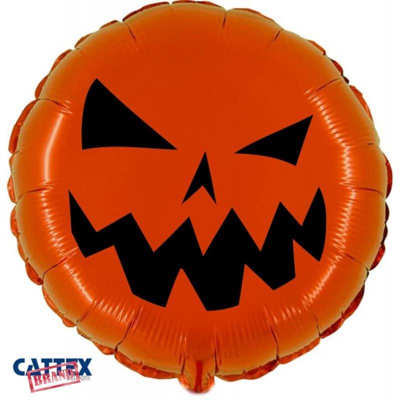 "Palloncini halloween Zucca (18"")"