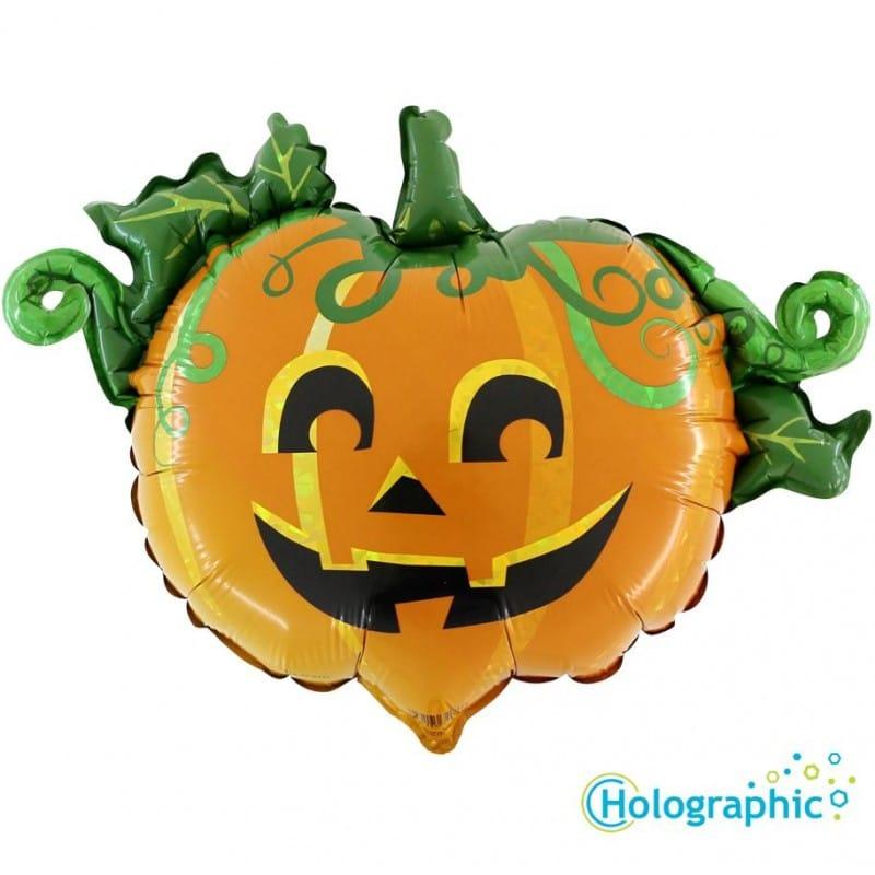 """Palloncini halloween Zucca Concatenabile (17"""")"""