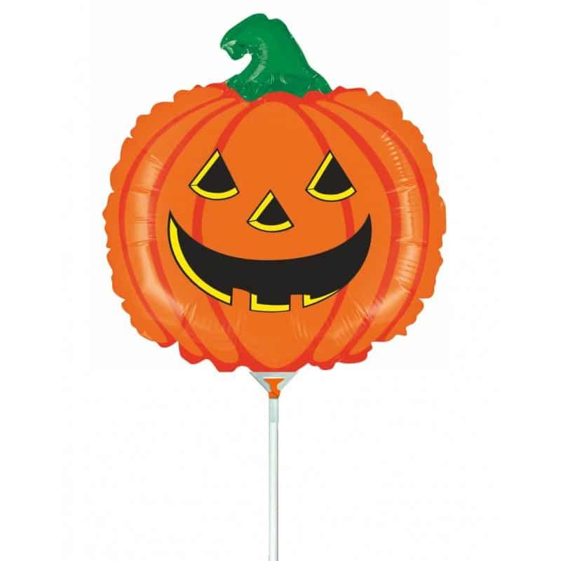 "Palloncini halloween Zucca Minishape (14"")"