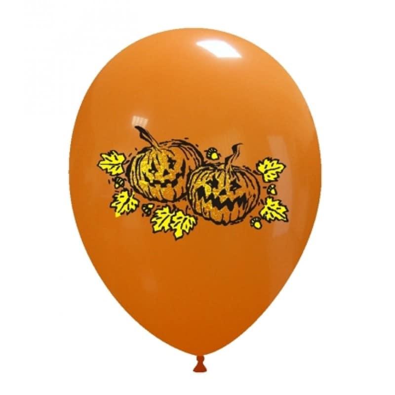 Palloncini halloween Zucchette 2 Colori