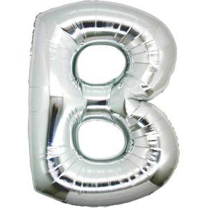 Palloncini lettere mylar maxi -Lettera B
