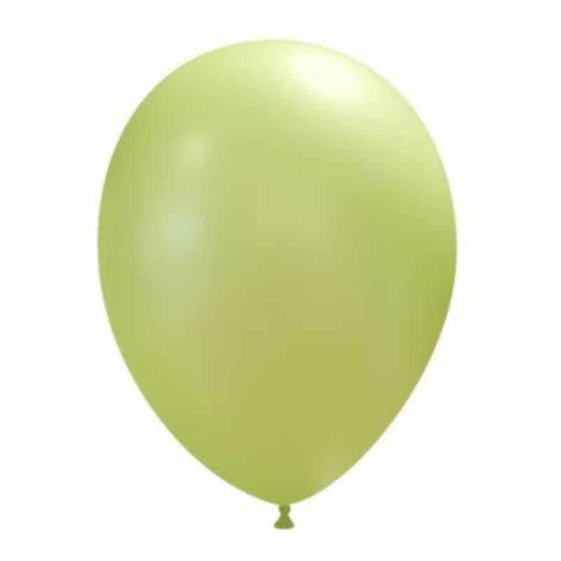 "Palloncini lisci 10"" Neon"