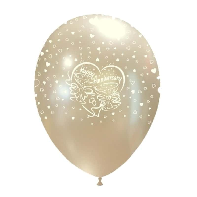 Palloncini matrimonio Anniversary (globo)