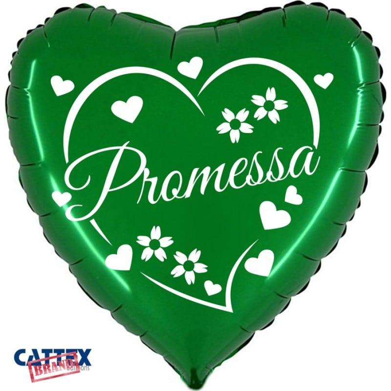 """Palloncini matrimonio Promessa (18"""")"""
