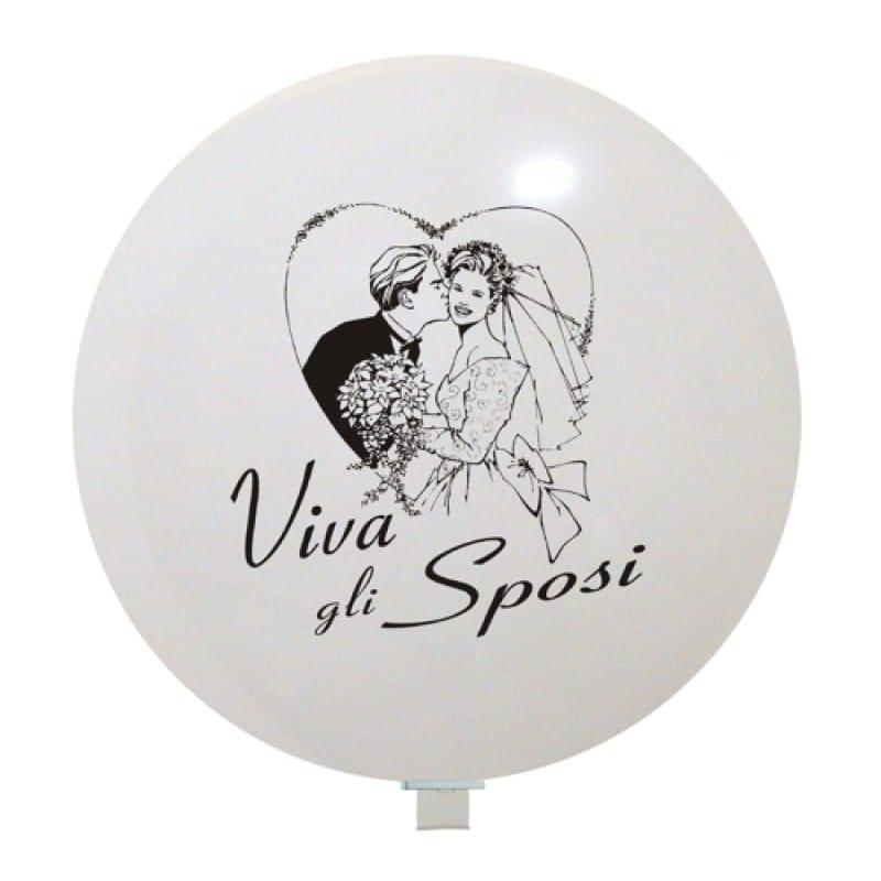 Palloncini matrimonio Viva gli Sposi