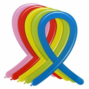 Palloncini modellabili medi colori standard