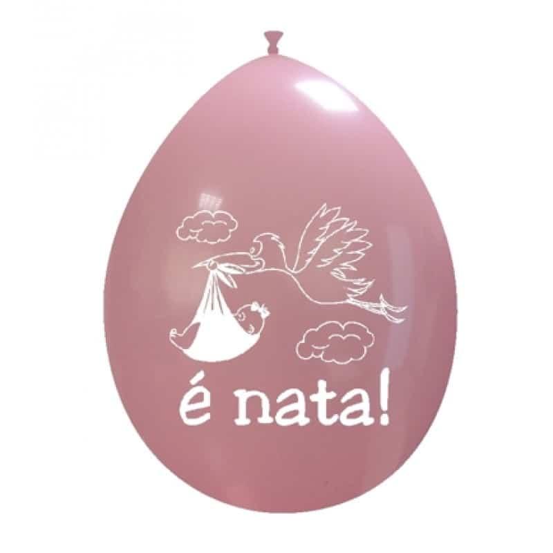Palloncini nascita E' Nata