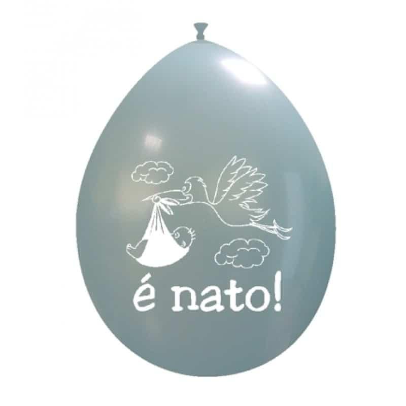 Palloncini nascita E' Nato