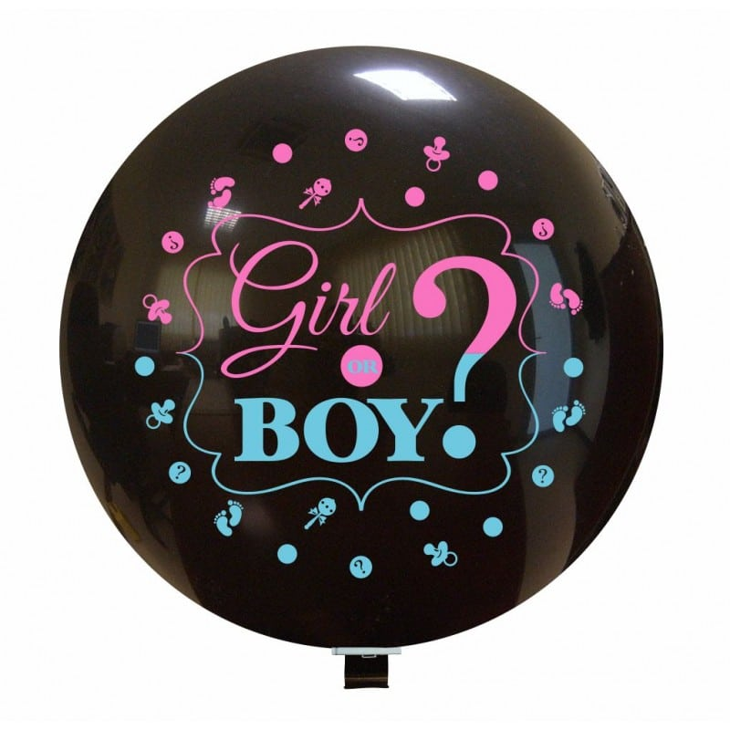 Palloncini nascita Girl or Boy?