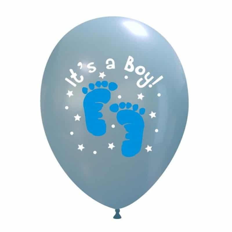 Palloncini nascita It's a Boy (2 Colori)