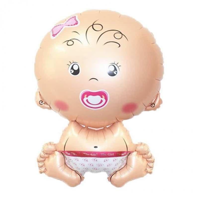 """Palloncini nascita It's a Girl Bambina (20"""")"""