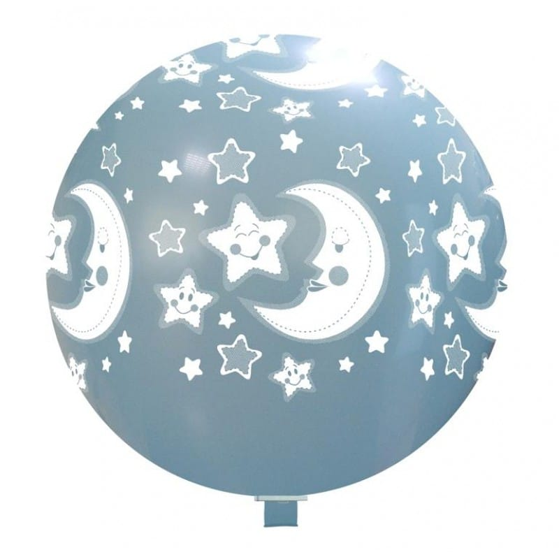 Palloncini nascita Luna e Stelle
