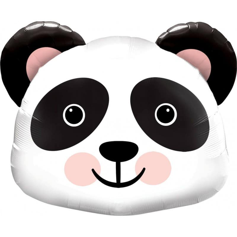 "Palloncini mylar vari Panda Supershape (31"")"