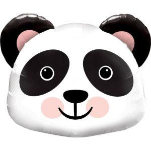 "Palloncini mylar animali Panda Supershape (31"")"