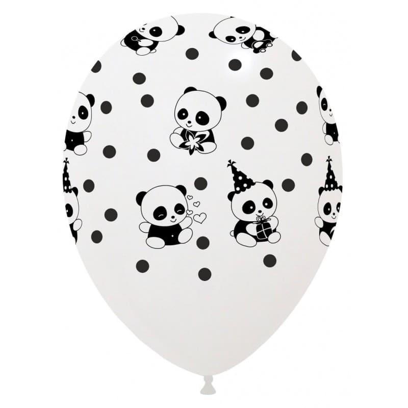 Palloncini varie - panda (globo)