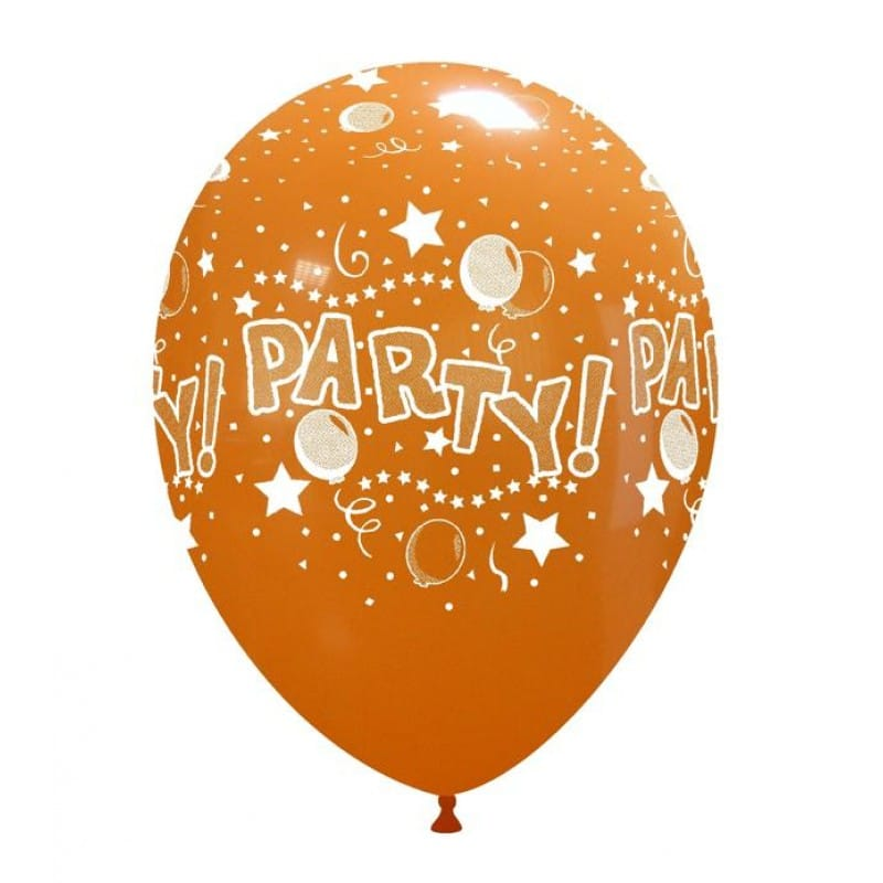Palloncini stampa globo - party!
