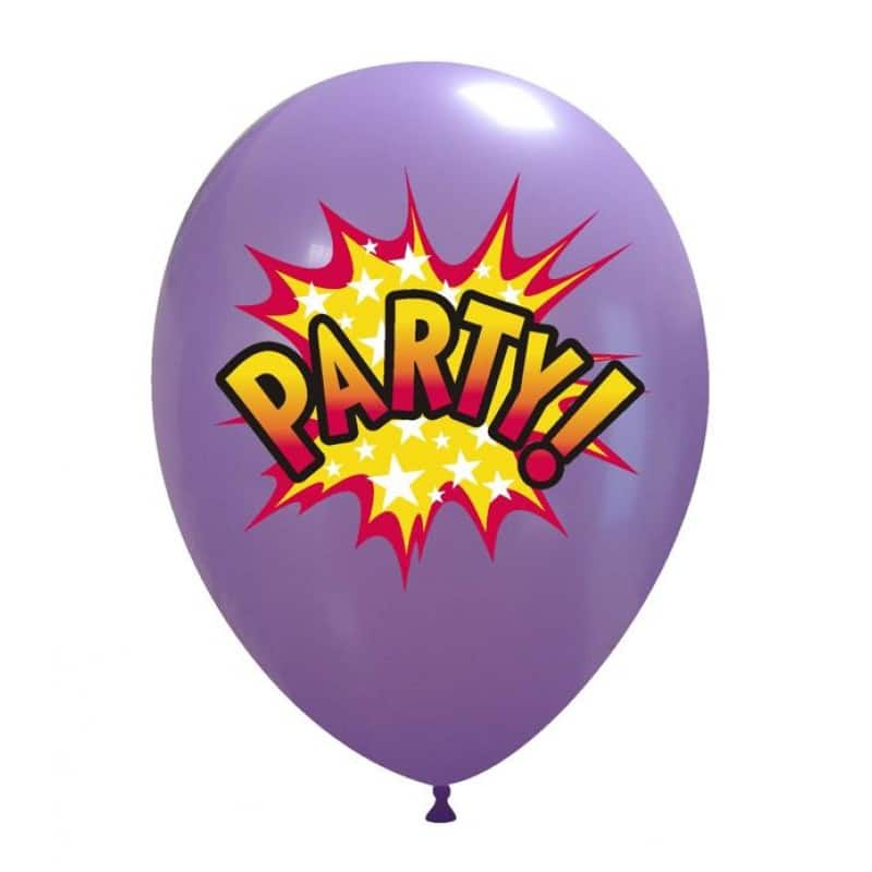 Palloncini festa - party pow