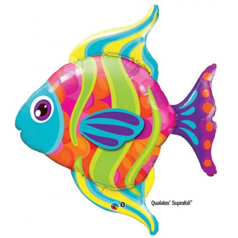 """Palloncini animali - pesciolino (43"""")"""