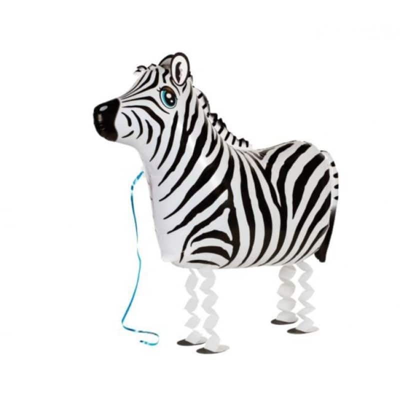 "Palloncini Pet Walker - Zebra (25"")"