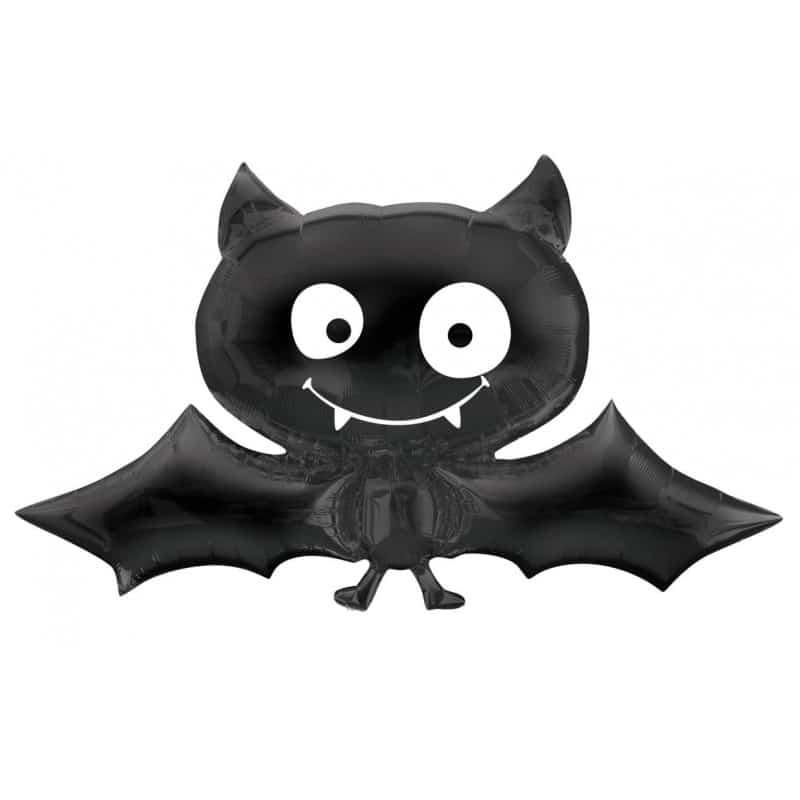 """Palloncini animali - pipistrello nero xl® supershape™ (37"""")"""